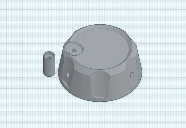 frg-7 knob